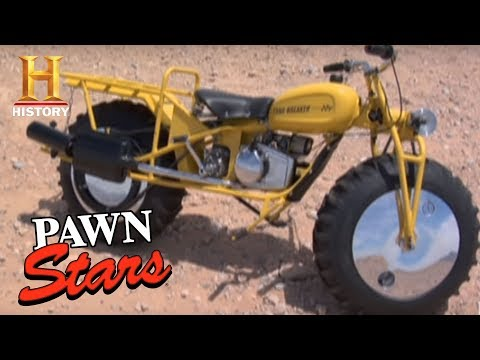 Pawn Stars: Rick Dale Delivers  History