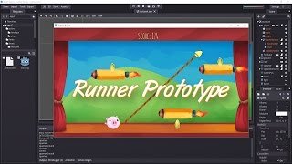 How we designed a runner game with Godot (collab with Pigdev)