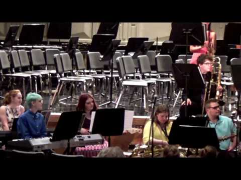 Southmoreland Senior High School Spring Band Concert