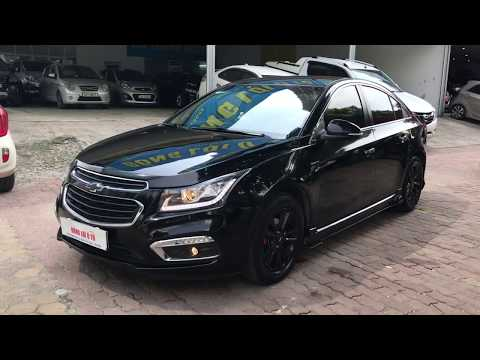 Chevrolet Cruze LT 2015, Moden 2016, Số Sàn, Màu đen, Lh: 0968 222 388, Kênh Xe Uy Tín