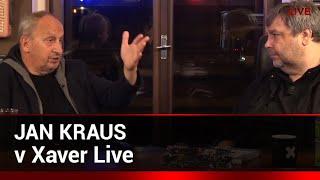 Xaver LIVE s hostem: Jan Kraus