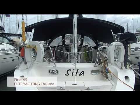 "Beneteau First 45F5 Video - Phuket Yacht Charter - Bareboat ""Sita"" by Elite Yachting"