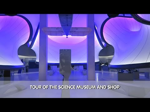 Science Museum & Gift Shop Tour - South Kensington, London