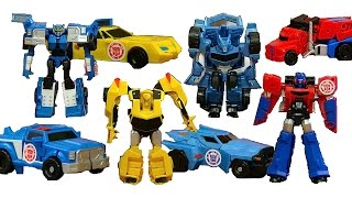 NEW Full Set Wave 1 - Transformers Robots In Disguise Legion Class Toys and Figures