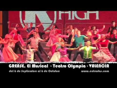 Promo GREASE Valencia