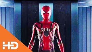 Новый Костюм Железного Паука ★ Человек паук: Возвращение Домой (2017)