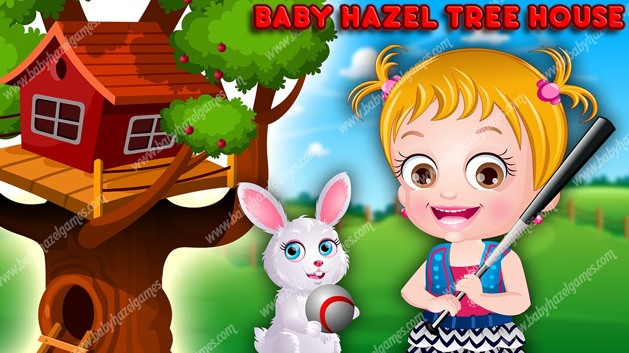 Baby Hazel Tree House Fun Game Videos By Baby Hazel Games Youtube