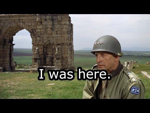 Patton (1970): 27:32 - 30:21 (1080p)