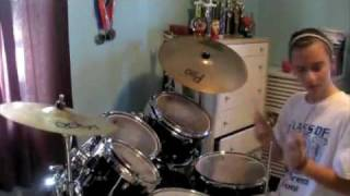Ocean Avenue-Yellowcard (drum cover)