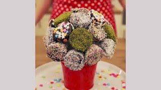 Kek Buketi - Dankek'li Tarifler