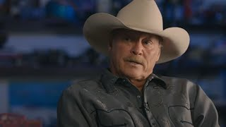 """Alan Jackson On Why He's So """"Pissed Off"""""""