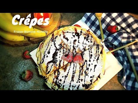 crêpes,-recette-rapide-et-facile---crepe,-quick-and-easy-recipe---كريب-وصفة-سهلة-وسريعة