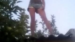 Супер клип на крыше