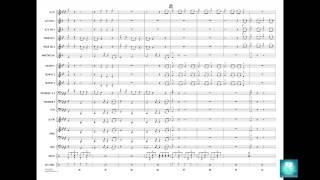 Cupid Shuffle by Bryson Bernard/arranged by Rick Stitzel