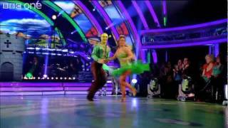 Week 10: Best Scoring Dance - Chelsee and Pasha - Strictly Come Dancing 2011 - BBC One