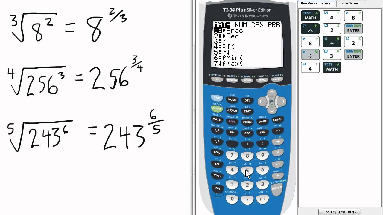 Online fraction calculator « alcula's online calculators' blog.