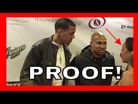 NEW PROOF! MATT BARNES Knew Gloria Govan & DEREK FISHER Had the HOTS FOR EACH OTHER! [Red carpet]
