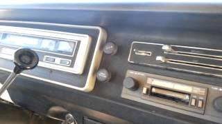 1970 Dodge d100 sweptline farm fresh