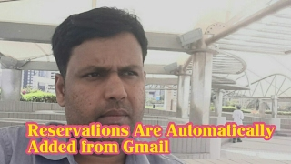 Set Up Manually Your Travel Reservation and Add Automatically from Gmail