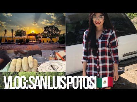 Vlog: YO SOY DE SAN LUIS POTOSÍ | Alejandra Mora