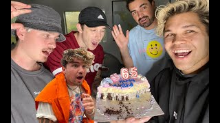 HAPPY BIRTHDAY JC CAYLEN (SURPRISE!!!)