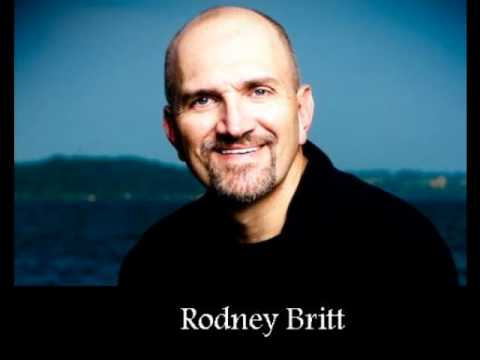 Bass singer Rodney Britt sings Why Me Lord