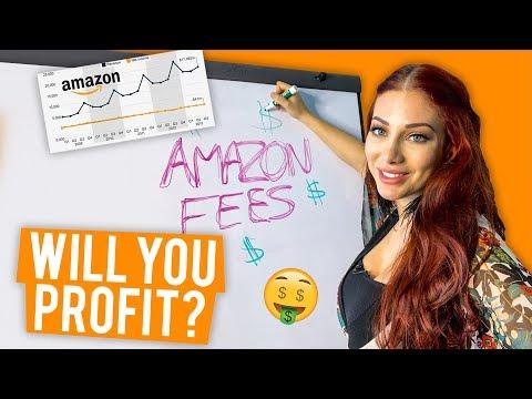 Amazon FBA Fees Breakdown 2019 UPDATE