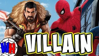 Spider-Man Homecoming 2 - TOP 3 VILLAINS and NO TRAILER Until After Avengers 4?| Webhead