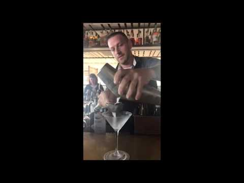 Broken Shed Mixologist of the Week - Pat DeLeva
