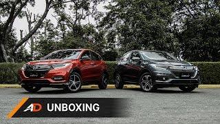 2019 Honda HR-V - Unboxing