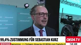 ÖVP-Außenminister Schallenberg kündigt Ende der Pandemie an!