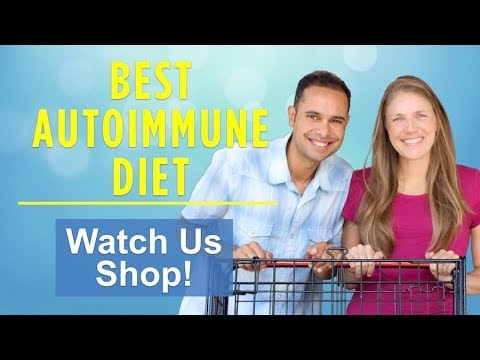 How To Shop For An Autoimmune Diet