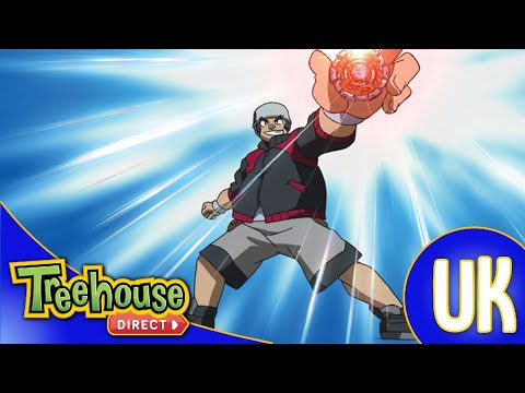 Beyblade Metal Fusion: Conquer the Tag-Team Battle! - Ep.19