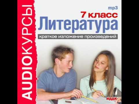 2000252 19 Аудиокнига. Краткое изложение произведений 7 кл.Салтыков- Как  один мужик двух генералов