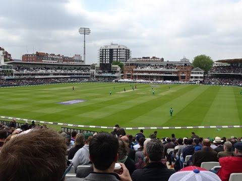 Lord's Cricket Ground, London, England - The Home of Cricket