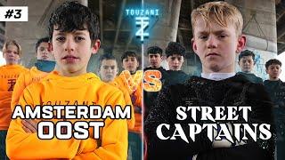 StreetCaptains vs Amsterdam | FC Straat League #3