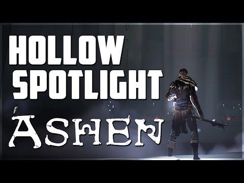 Hollow Spotlight: Ashen (New Souls-like) thumbnail