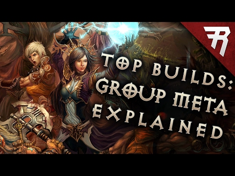 Best Group Builds - Diablo 3 2.4.3 Season 9