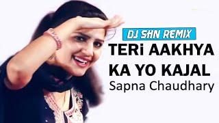 Latest Haryanvi DJ Song   Teri Aakhya Ka Yo Kajal   Sapna Choudhary   Haryanvi New DJ Song 2019