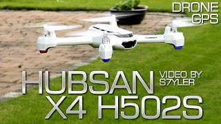 Hubsan X4 H502S (Review) Worlds Cheapest GPS Quad-Copter with Follow Me/Return To Home/Camera