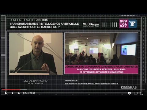 DIGITAL DAY FIGARO 7 - La Personal Experience pour fluidifie
