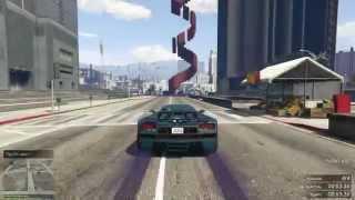 GTA 5 ONLINE - ESPIRAL INCREIBLE!! - CARRERA GTA 5 ONLINE