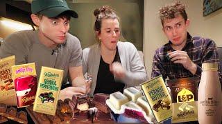 Trying New Zealand Chocolate: World's Best Kept Secret!?