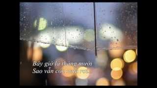 Sao vẫn còn mưa rơi (Đức Huy) - Khánh Hà