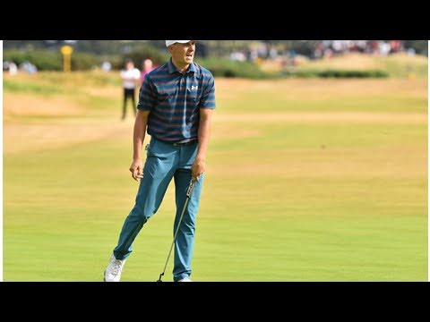 Where did it go wrong for Jordan Spieth on Sunday?