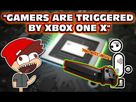 """Gamers Are TRIGGERED By Xbox One X"" According To Xbox Peasant"