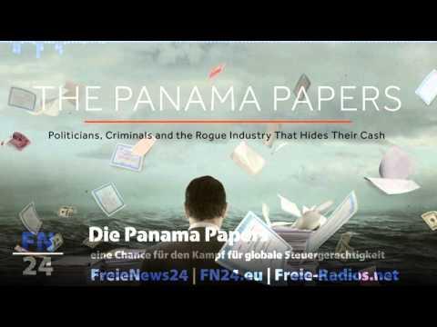 FN24   Panama Papers sind Chance für den Kampf für globale Steuergerechtigkeit