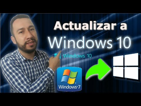 ACTUALIZAR A WINDOWS 10 Desde ➡ (Windows 7 O Windows 8) 2019 😁 ✔