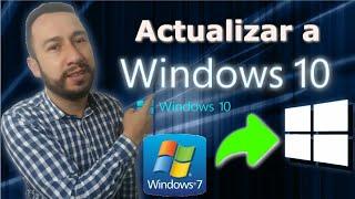 Download ACTUALIZAR a WINDOWS 10 desde ➡ (Windows 7 o Windows 8) 2019 😁 ✔ Mp3 and Videos