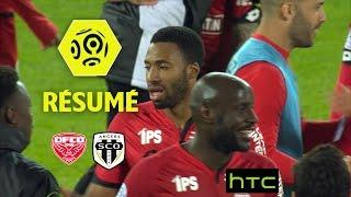 Dijon FCO - Angers SCO (3-2)  - Résumé - (DFCO - SCO) / 2016-17